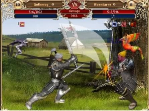 Event Confront the Commanders in the free browser game Legend: Legacy of the Dragons