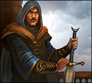 Centurion Mekden in the free online game Legend: Legacy of the Dragons
