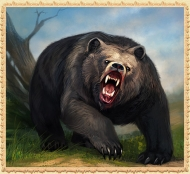 Bear in the free MMORPG Legend: Legacy of the Dragons