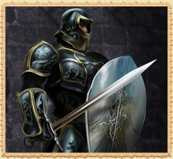 Human Commander in the free MMORPG Legend: Legacy of the Dragons