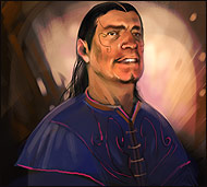Samary the Antiquarian in the free online game Legend: Legacy of the Dragons